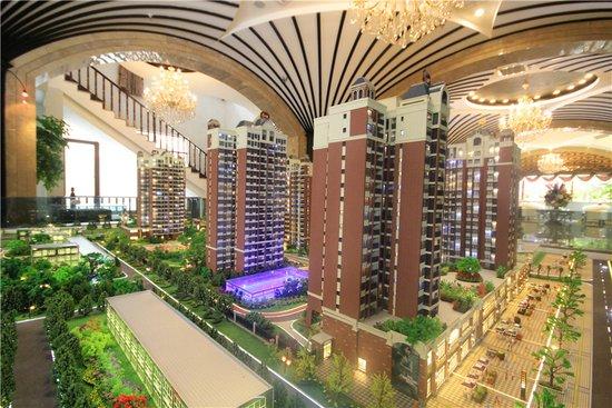 加急情报:德阳南公园旁纯新盘仅580套房源火速亮相