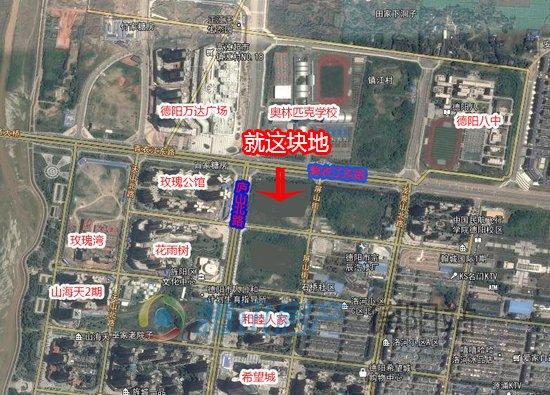 德阳3个新盘核发建设用地规划许可证 离开盘还得早!