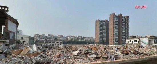 德阳二中高中部旁小二楼拆了3年 最近有风声来了!
