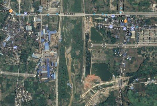 德阳柳梢堰湿地公园、南湖湿地公园会修在哪儿?疑似八角