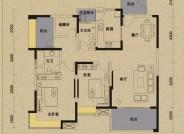 135.92㎡三室两厅两卫