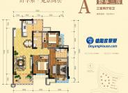 A 105㎡三室