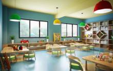 德阳产投教育管理有限公司212万/亩斩获德阳城南土地,高端幼儿园落地中央商务区。