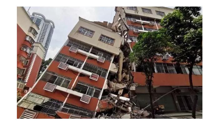 房屋倒塌喜迎房价跳涨60万?德阳老破小有没这个命?