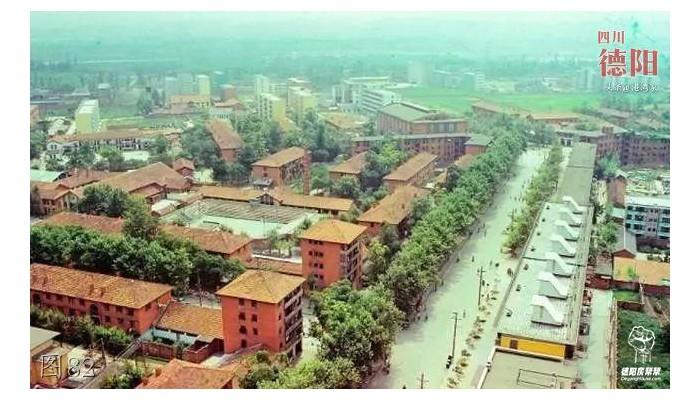 156年!德阳城南156年的发展简史!