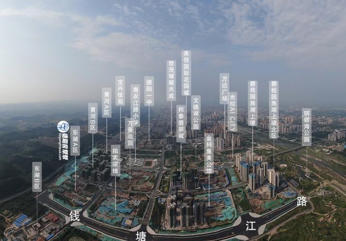 成交!旌东新区住宅地块630万/亩,双王四个二咋个打?