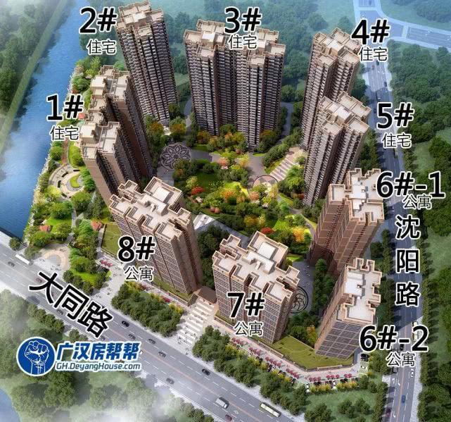 蔚蓝丽景户型区间为77-108㎡,6#-1单元(公寓),4#、5#(住宅)在售,住宅成交均价6500元/㎡,公寓成交均价5500元/㎡。