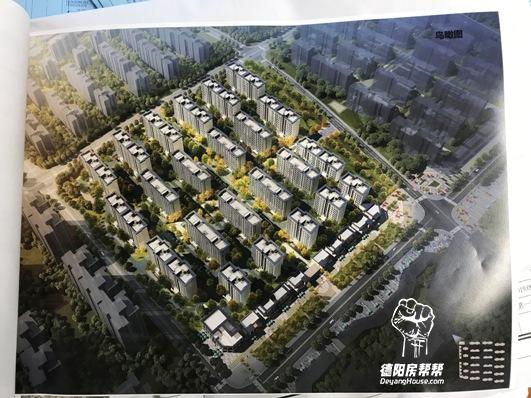 保利国际城中央花园A区鸟瞰图.jpg
